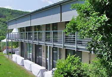 Einfamilienhaus in Trier: Ausführung und Planung des außenliegenden Sonnenschutzes